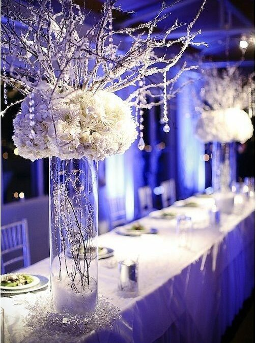 Maui Wedding Centerpiece Ideas