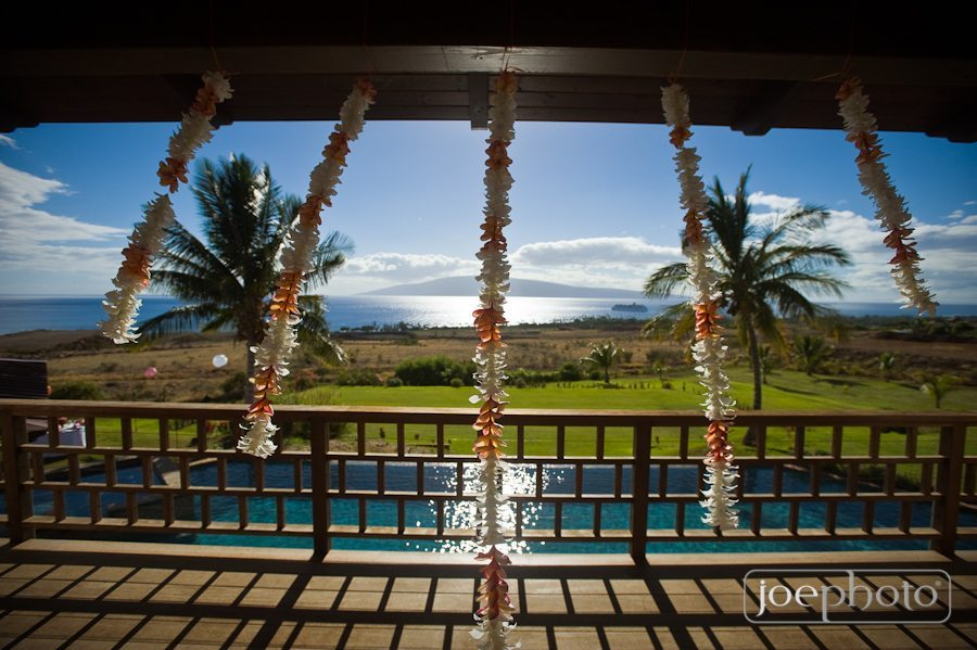 Hale Koolani Maui Wedding Location