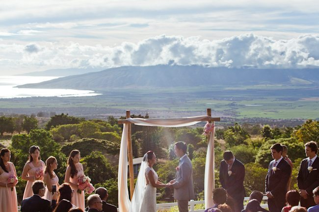 Anna & Yi's Kula Wedding