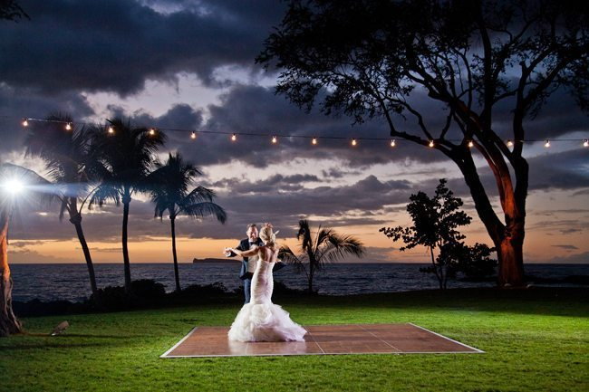 """Melissa & Shaun's Maui Wedding"""