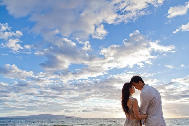 Anna & Yi - Maui Engagement