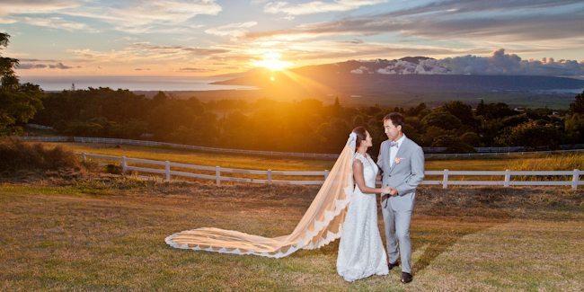 Pili Lani Private Estate Maui Wedding Planner