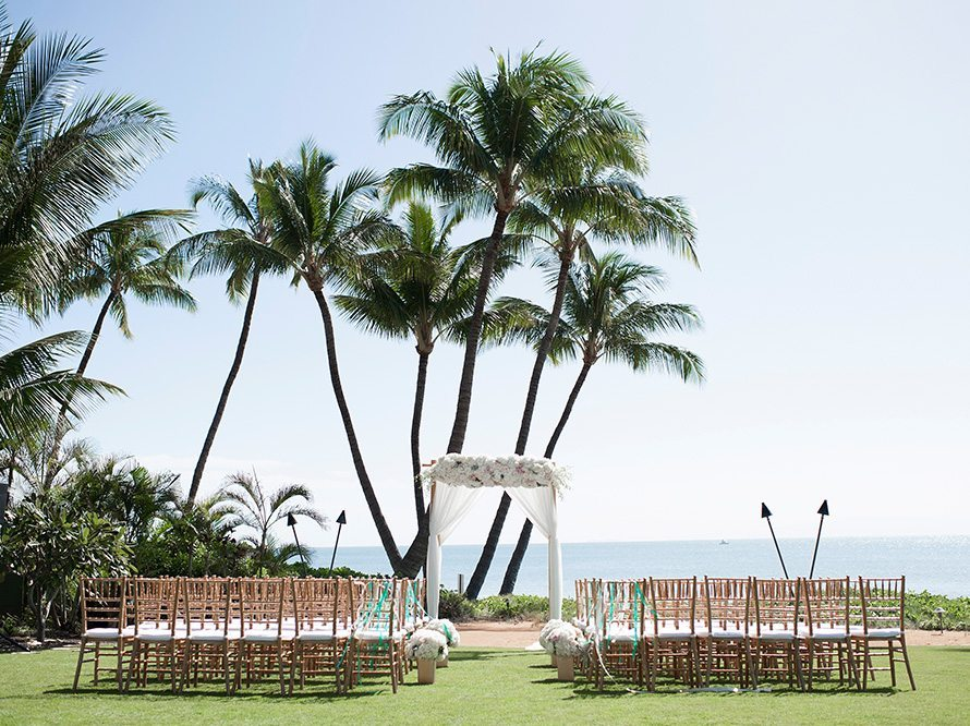 Best of Maui Wedding Venues - Sugar Beach Events