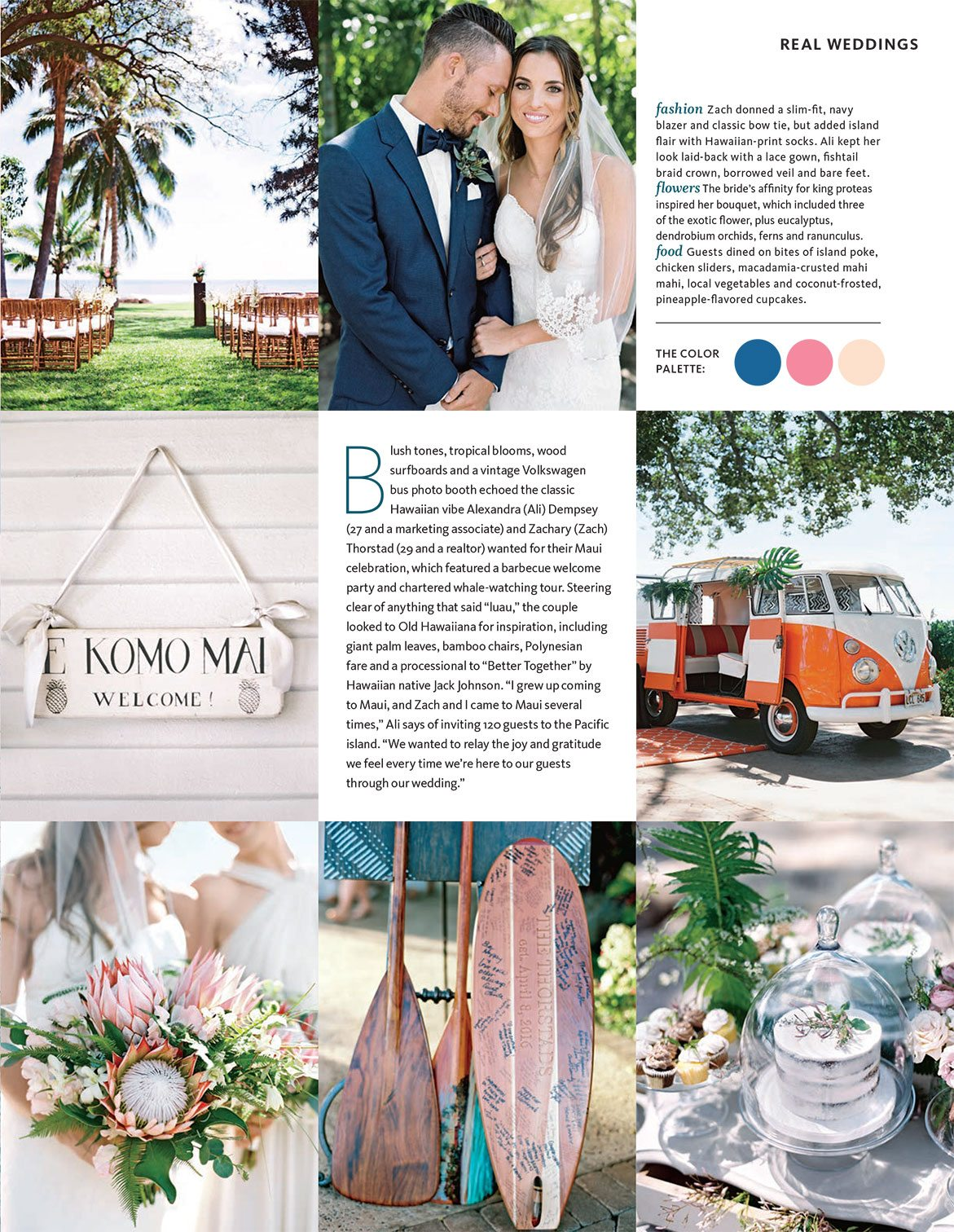 Full service Maui wedding planning The Knot