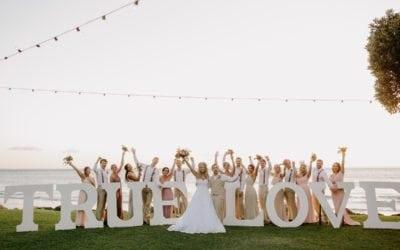 The Ultimate Week of Wedding Checklist