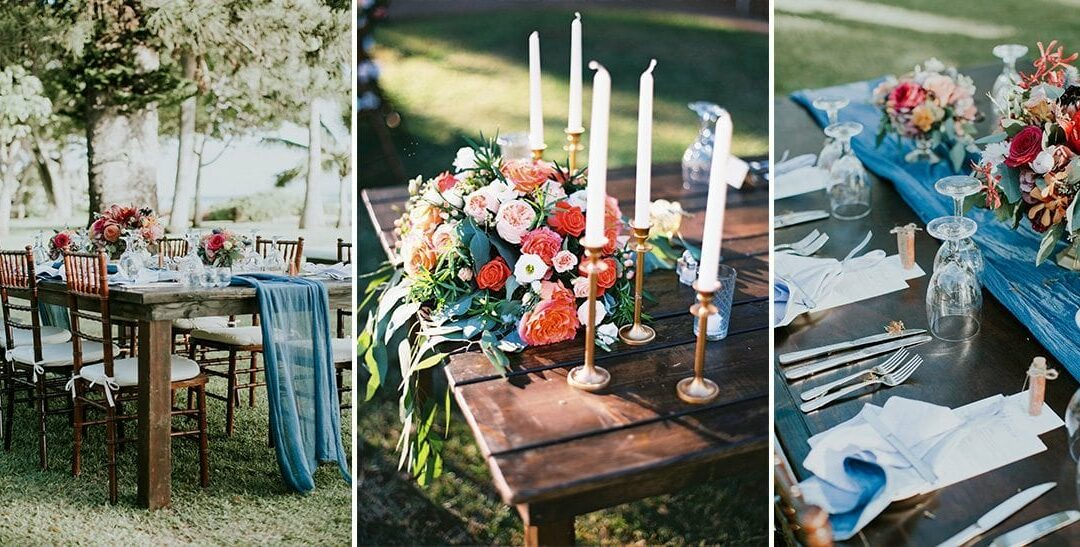 Fall in Love with These Fall Wedding Trends