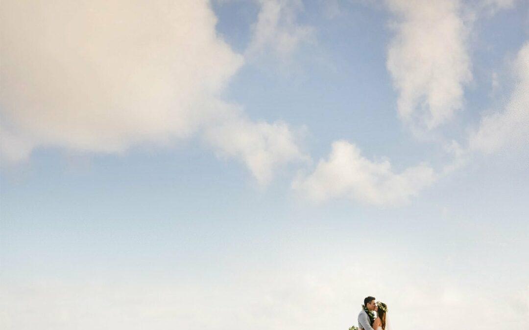 Jon + Raleene Wedding   Olowalu Plantation House