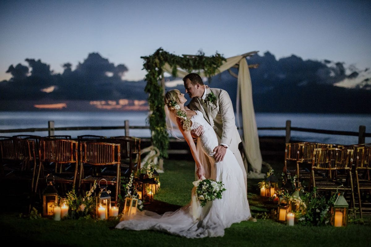 Montage Maui Wedding Kapalua Hawaii