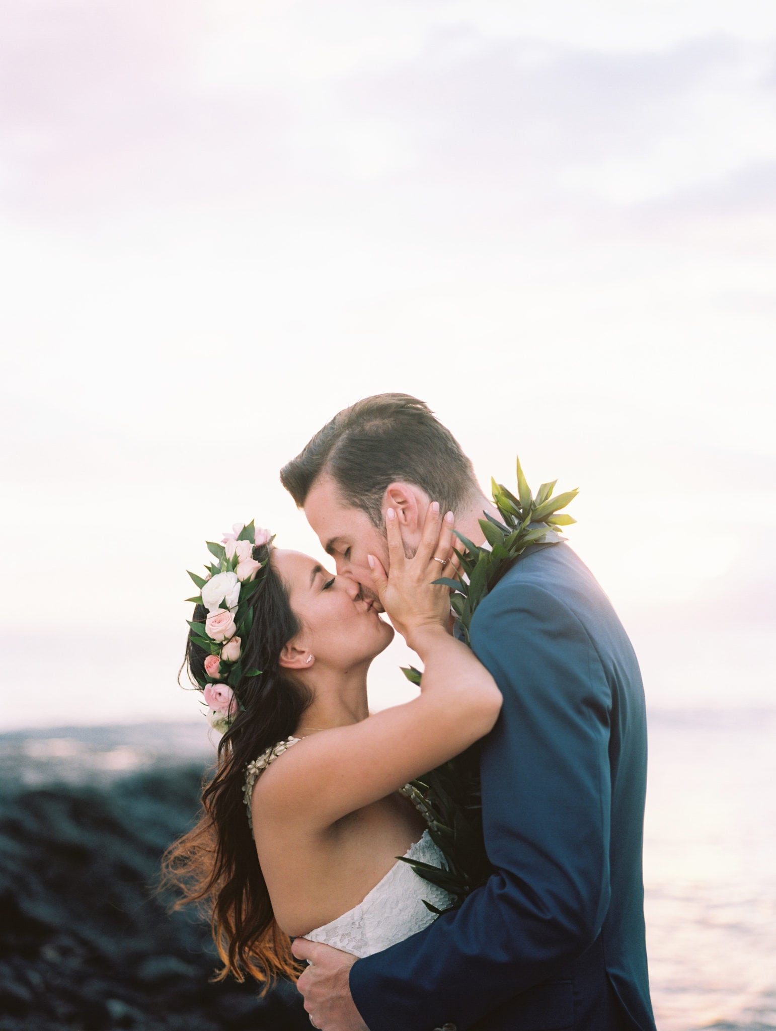 A Maui Wedding in True Hawaiian Style