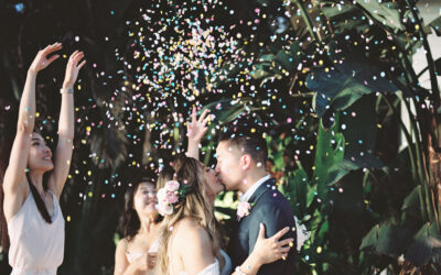 Irish + Long Wedding at Olowalu Plantation House