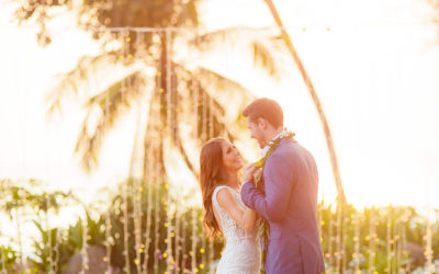Blair + Nick's Destination Wedding in Maui
