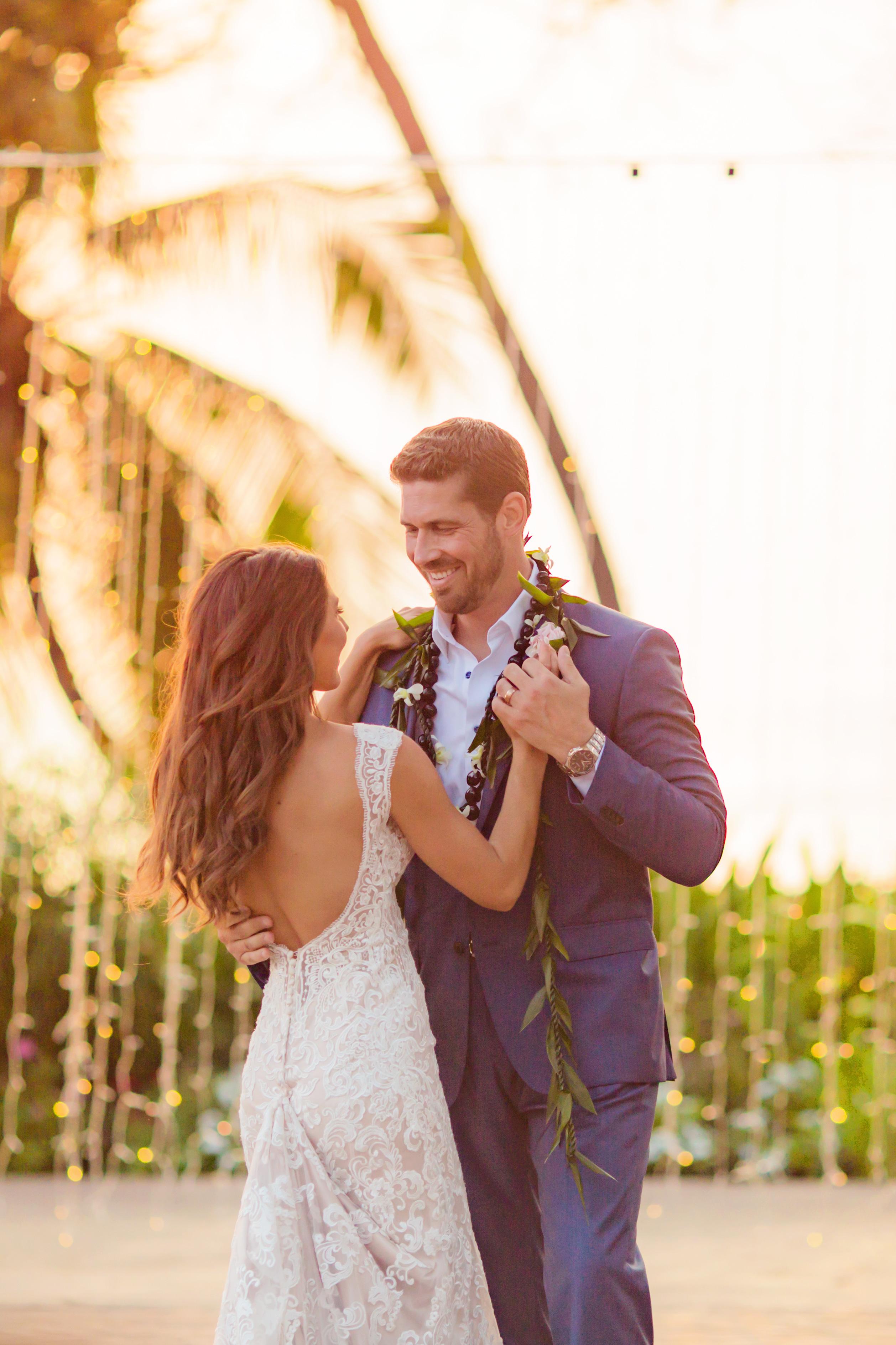 Maui Wedding Reception | Destination Wedding in Maui | Maui Wedding Planner | Maui's Angels blog