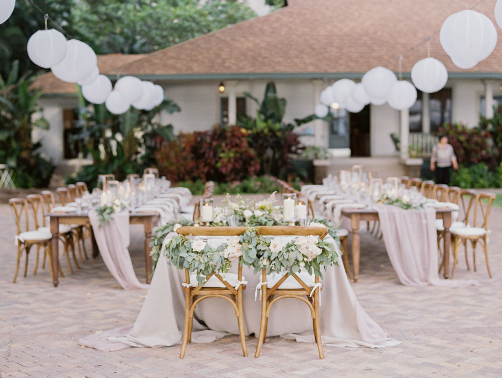Maui wedding reception | Olowalu Plantation House | Maui Wedding Planner | Maui's Angels Blog