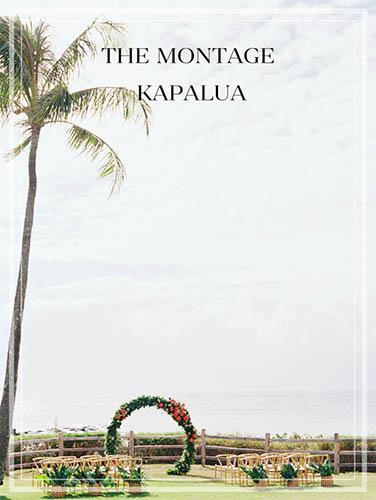 The Montage Kapalua