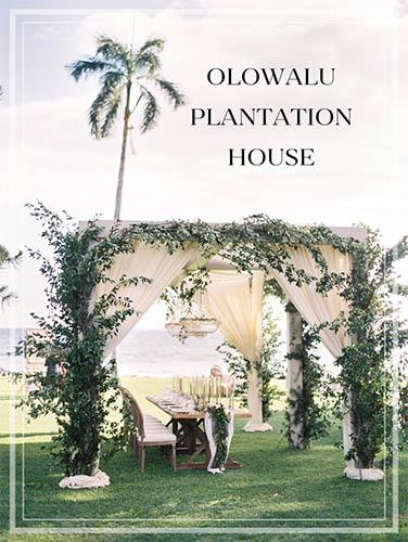 Olawalu Plantation House